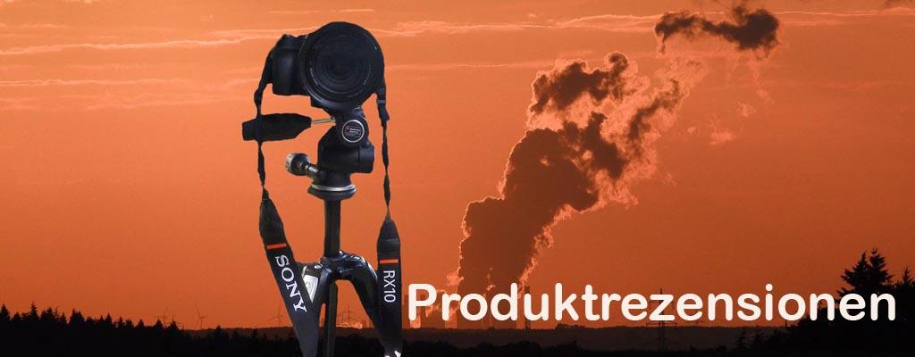 Produktrenzensionen Kamera und Camcorder