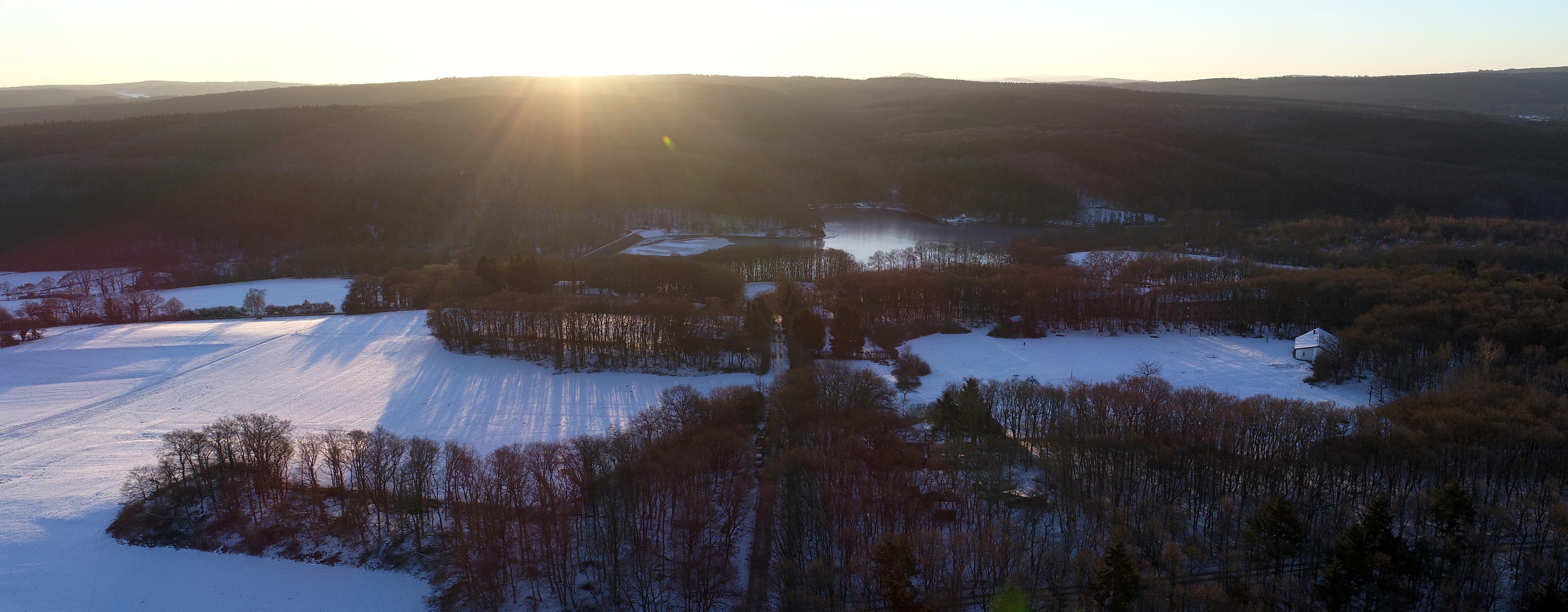 Luftfotos Eifel