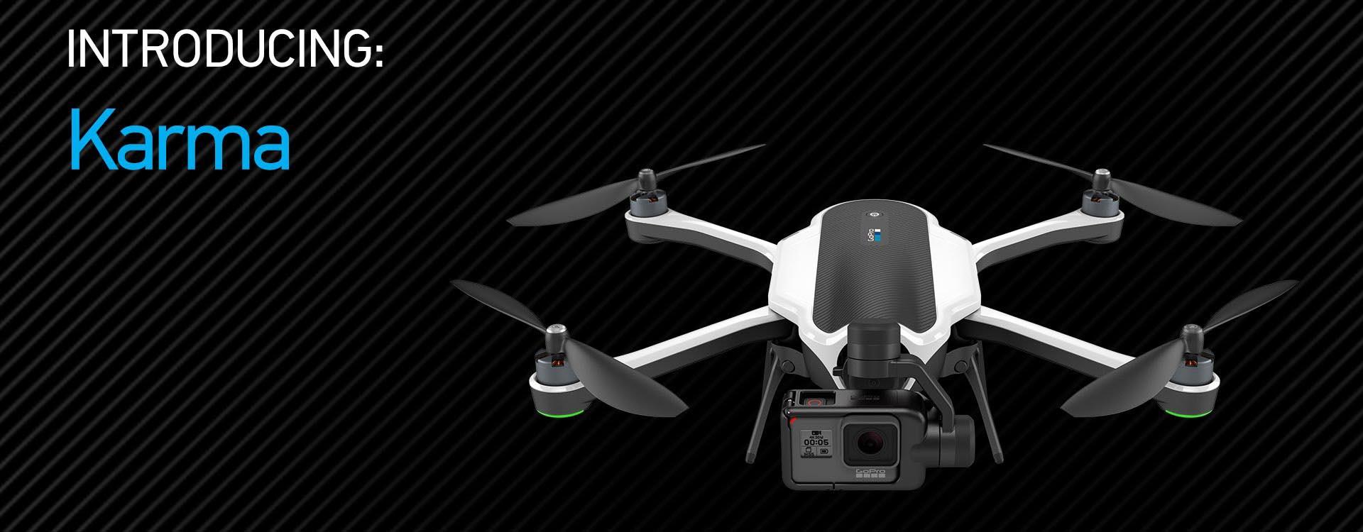 Gopro, Karma, Drohne