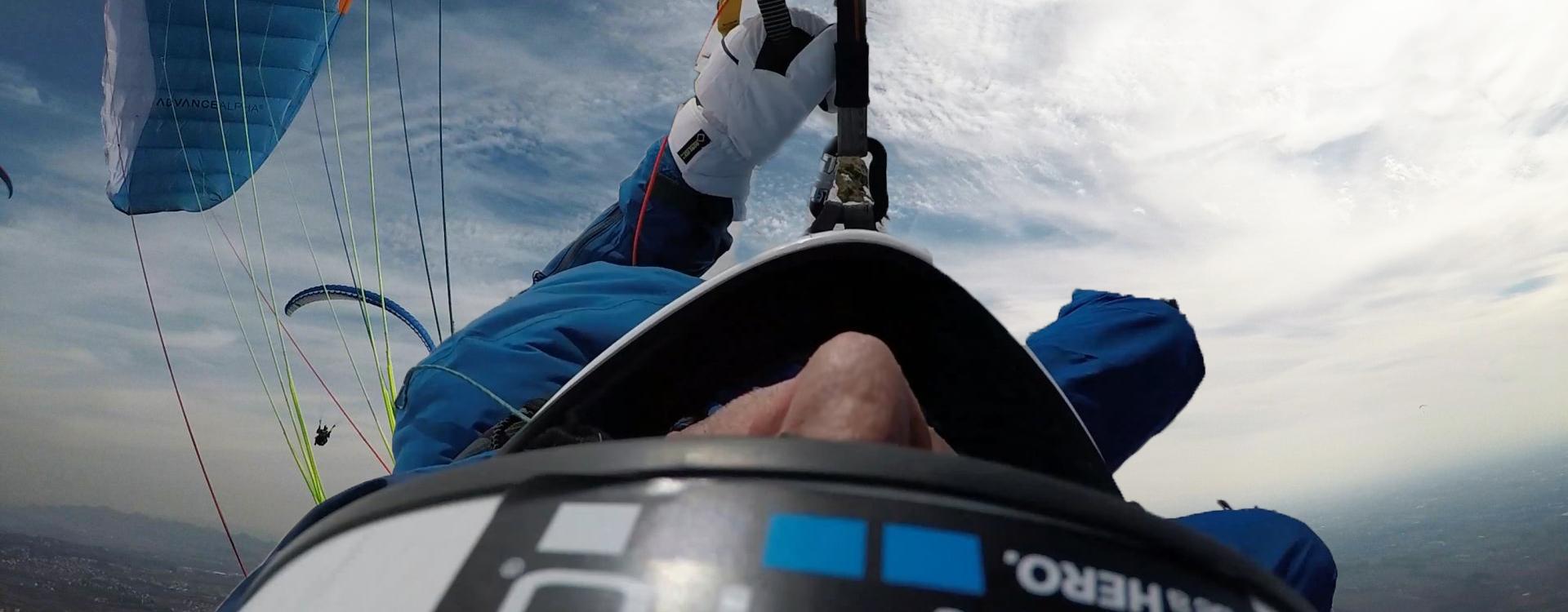 Bassano Paragliding Gleitschirmfliegen