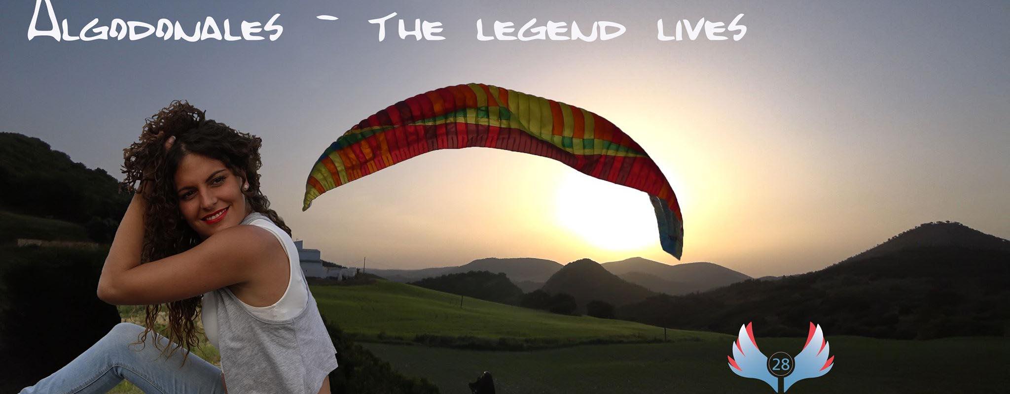 Algodonales Paragliding Gleitschirmfliegen